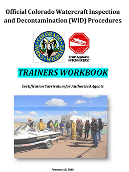 Inspection Trainers Workbook Cover