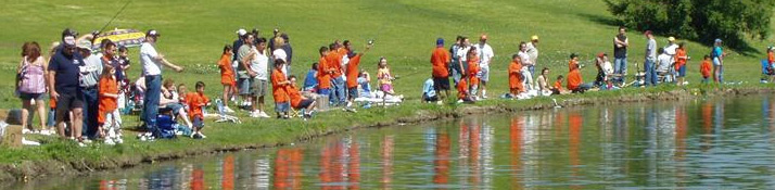 """Take a Family Fishing"" Clinic 2004"