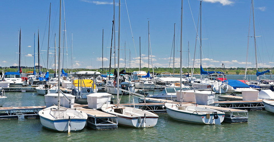 Cherry Creek State Park Marina