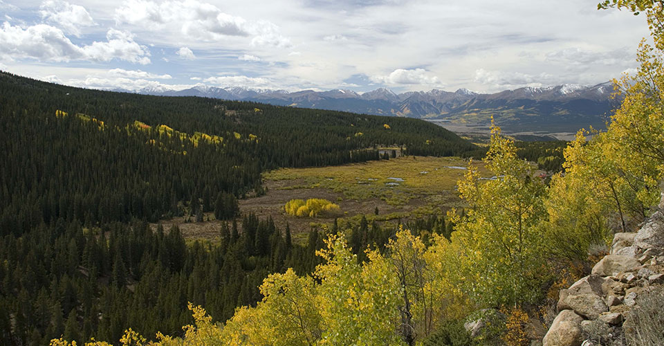 Moyer Ranch in fall