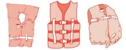 Personal Flotation Devices (PFD)