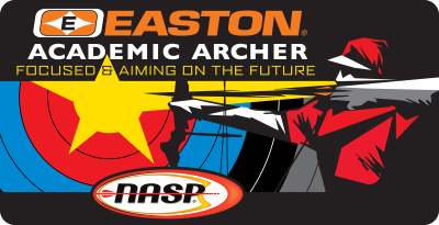NASP Academic Archer logo