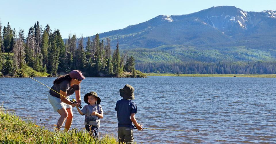 Colorado Parks & Wildlife - Free Fishing Weekend - June 1 to