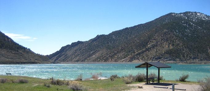 Colorado Parks Amp Wildlife Rifle Gap Reservoir Lake