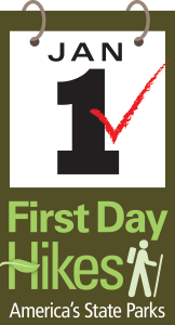 First Day Hikes logo