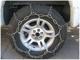 Figure 1: Chains with tightener