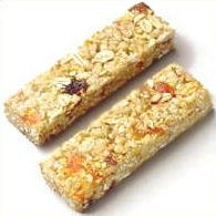 Nutrition bars are a good choice for quick energy