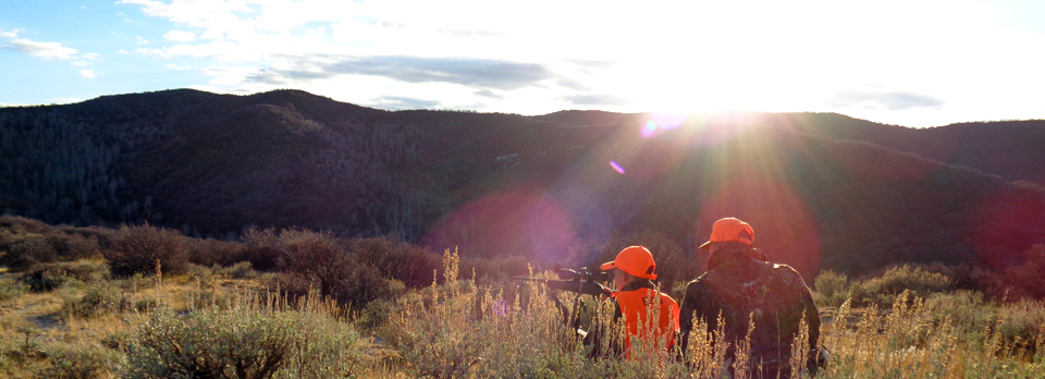 Hunter Outreach Youth Hunt Near Meeker, Colorado