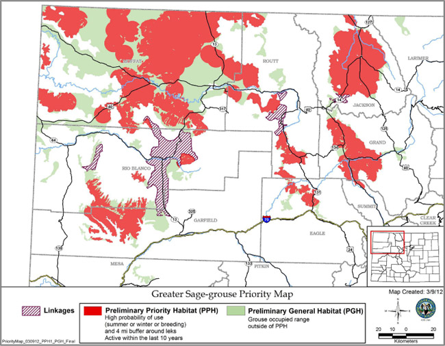 Colorado Parks & Wildlife - Greater Sage-grouse Priority Habitat on david eddings maps, lds mission maps, artistic maps, safehold series maps, classic d&d maps, high quality maps, full screen maps, bird migration maps, snowy egret maps, pennsylvania grouse hunting maps, unusual maps, ruffed grouse habitat maps, fictional maps, sage leaf, old vintage maps, star gazing maps, cartography maps, role playing maps,