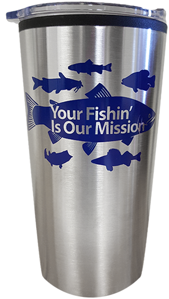 Your Fishin' is Our Mission Coffee Mug
