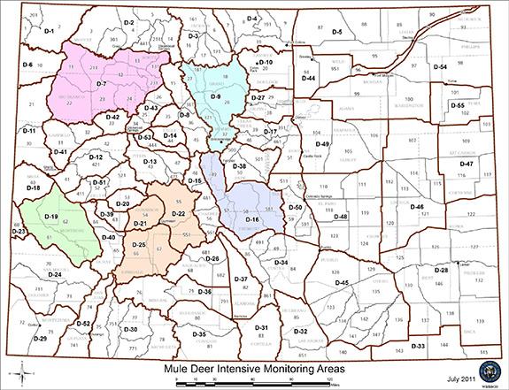 Colorado Parks & Wildlife - Management
