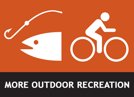 See more outdoor recreation opportunities.