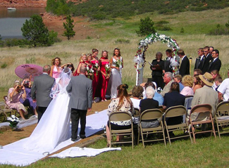 Your Wedding At A Colorado State Park