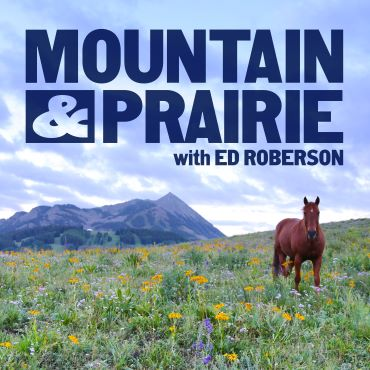Mountain &Prairie Podcast Logo