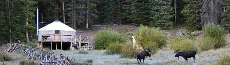 Colorado Parks Wildlife Yurts Colorado yurt company is located in montrose city of colorado state. colorado parks wildlife yurts