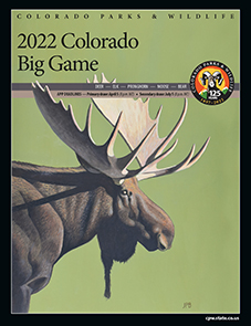 big game brochure cover