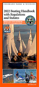 Boating Reg Brochure cover
