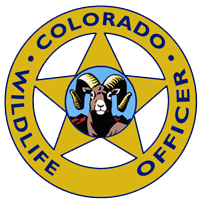 Colorado Wildlife Officer badge