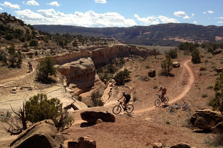Fruita - Marys Loop © Nick Wilder.