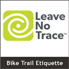 Biking Trails Etiquette