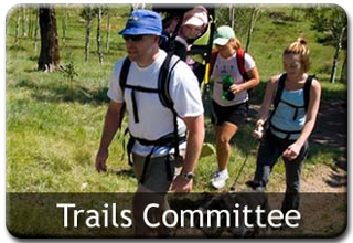 trails committee button