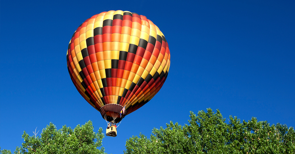 Chatfield Hot Air Balloon