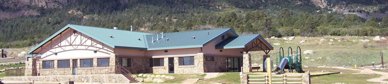Building for Camping Services
