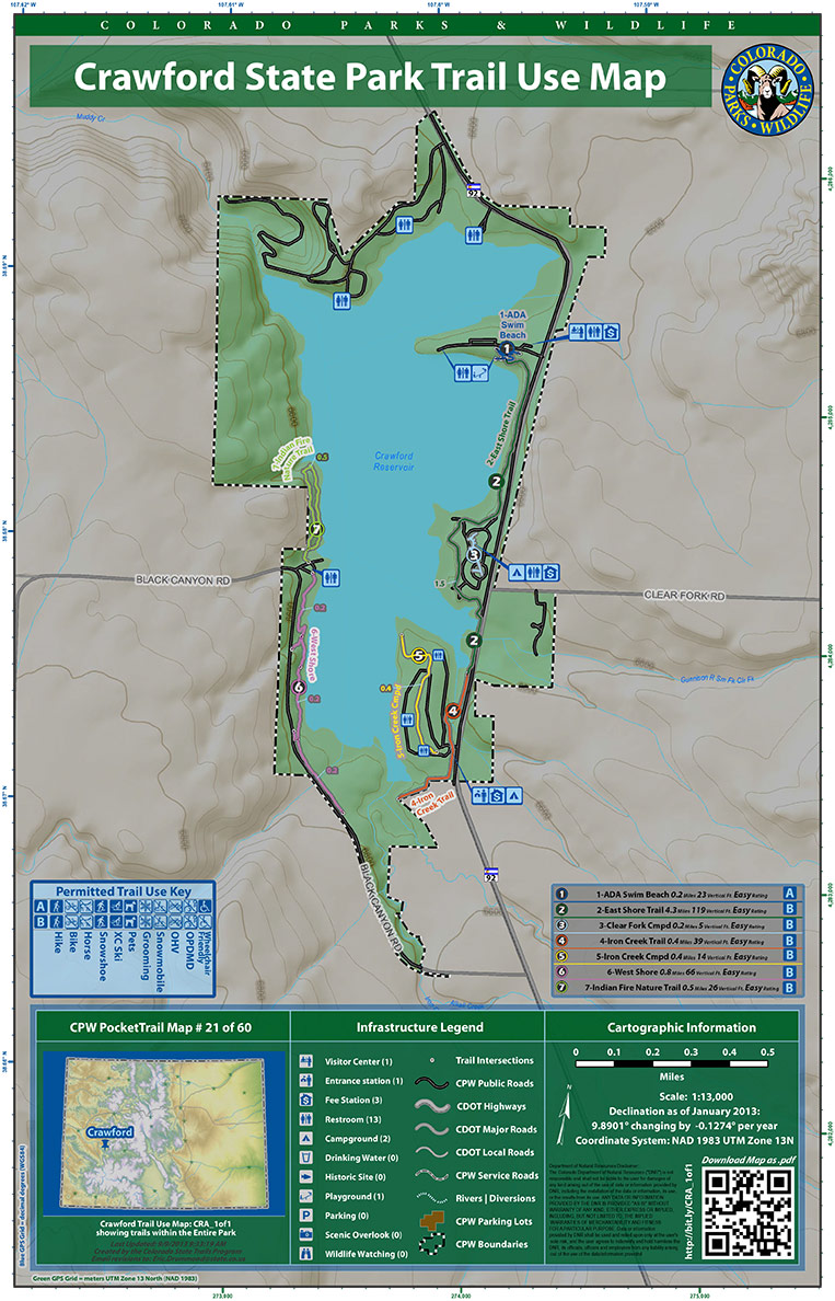 Colorado Parks & Wildlife - Trails on beaver creek trail map, twin sisters trail colorado map, island lake trail colorado map, crags trail colorado map, rainbow trail colorado map, waterton canyon trail map, three lakes trail colorado map,