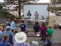 Eleven Mile State Park presenting at Cheyenne Mtn Zoo