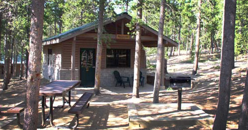 Colorado Parks & Wildlife - Cabins and Yurts