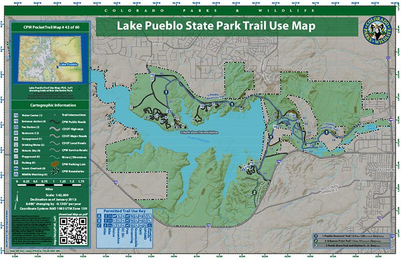 colorado parks wildlife trails