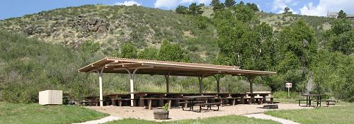 Timber Group picnic area