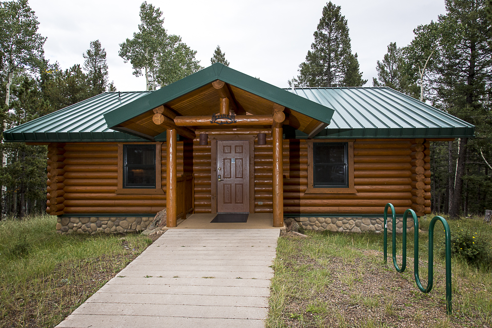 Colorado Parks Wildlife Pine Cabin
