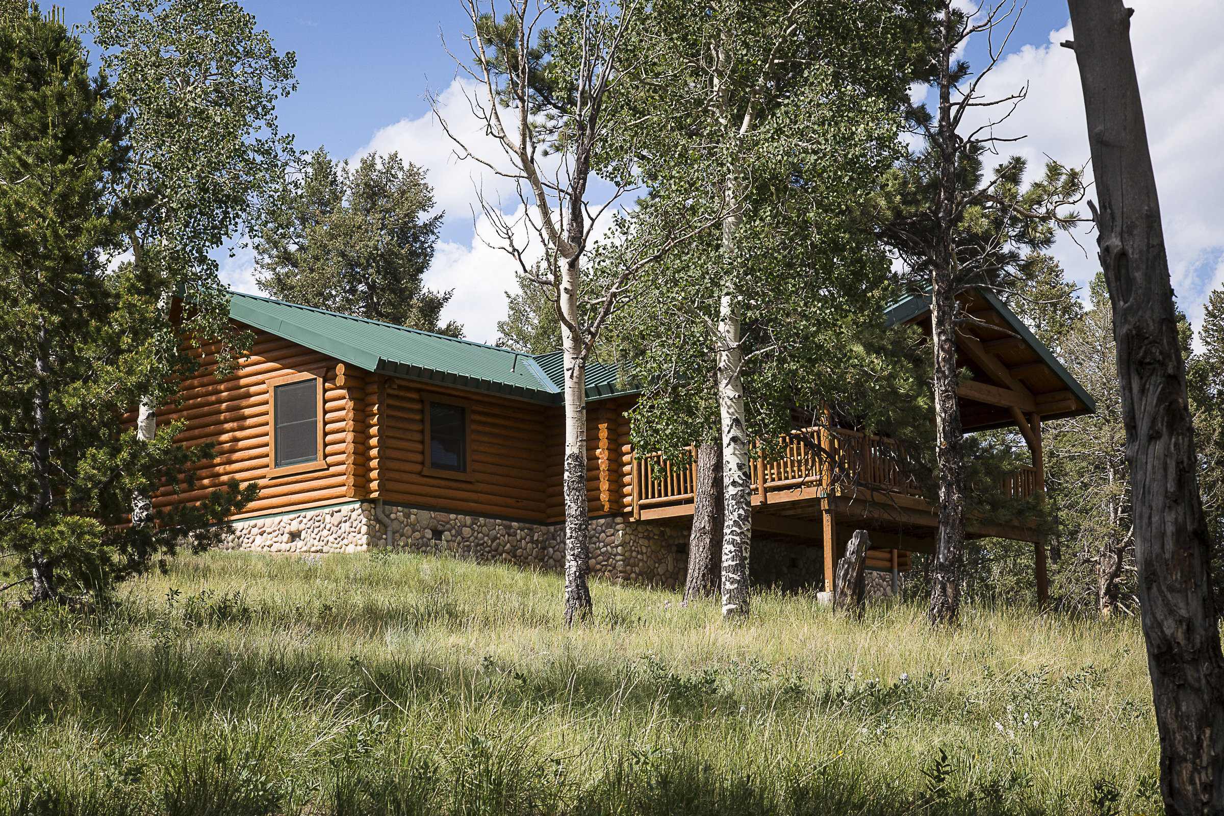 Colorado Parks Wildlife Ponderosa Cabin
