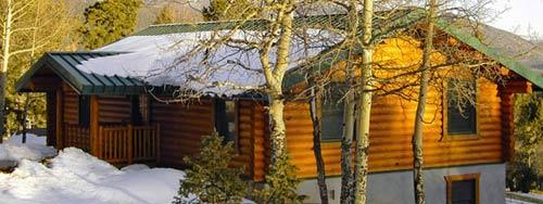 Colorado Parks & Wildlife - Cabins