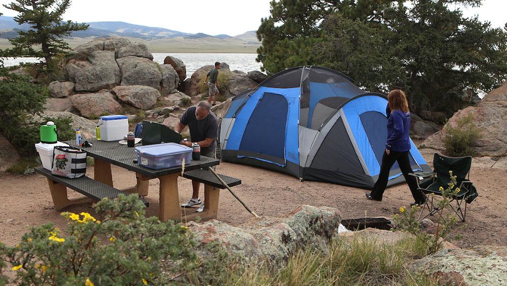 Colorado Parks Wildlife Eleven Mile