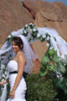 Fountain Valley Overlook Wedding