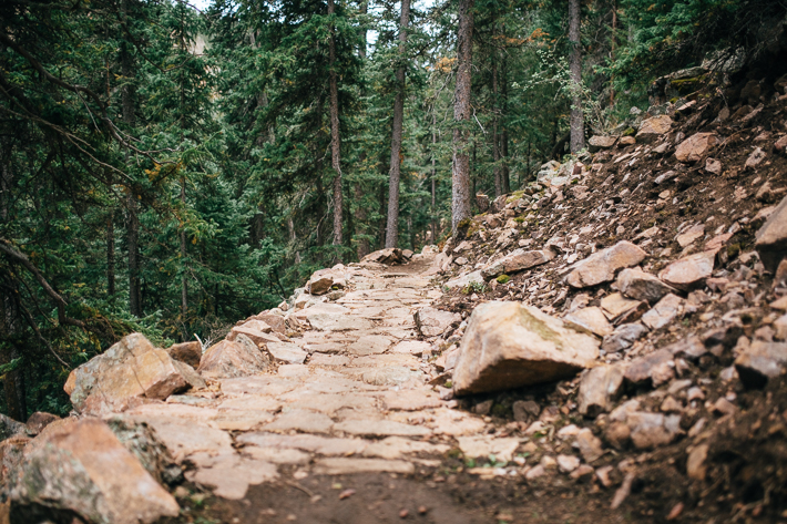 New Trails at Staunton State Park